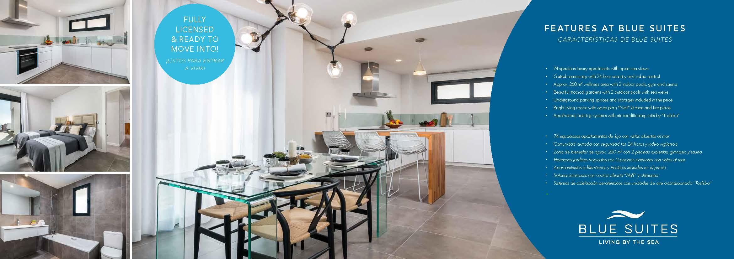 hermosos salones de apartamentos 74 APARTAMENTOS Y ATICOS DE LUJO EN MANILVA PLAYA DORADA